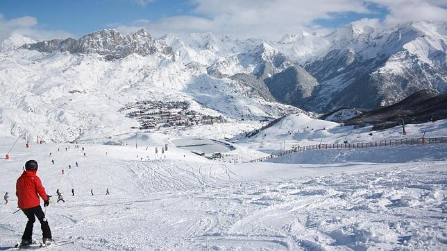 Esqui en Formigal