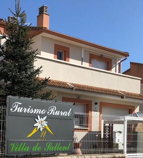 Casa Rural Villa de Sallent